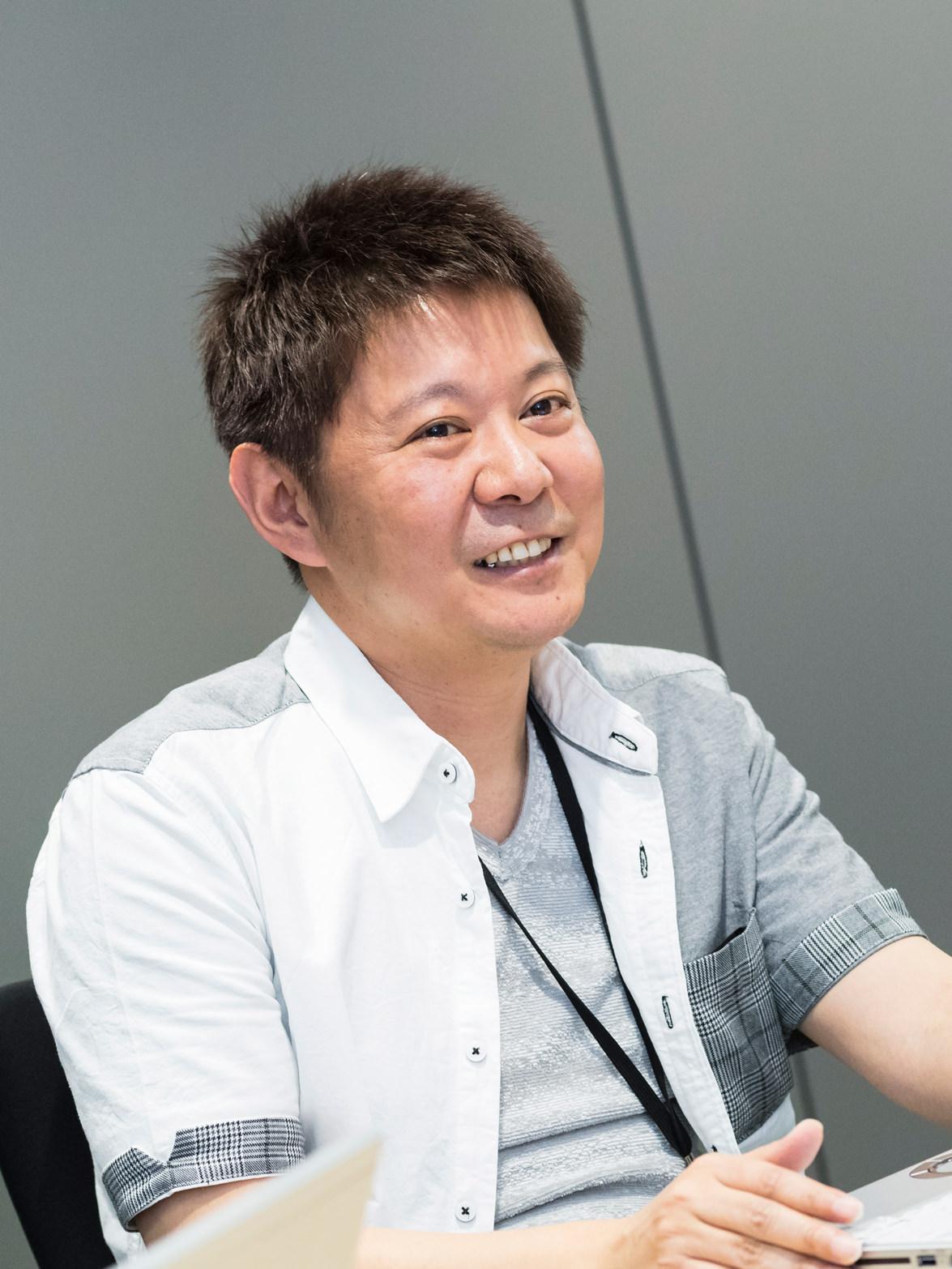 セガ 津田 哲さん